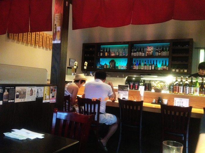 日本人开的寿司店吃寿司