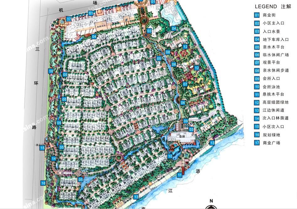 源御湾项目位于惠州市东部新城核 东面未来规划高档滨水住宅区.