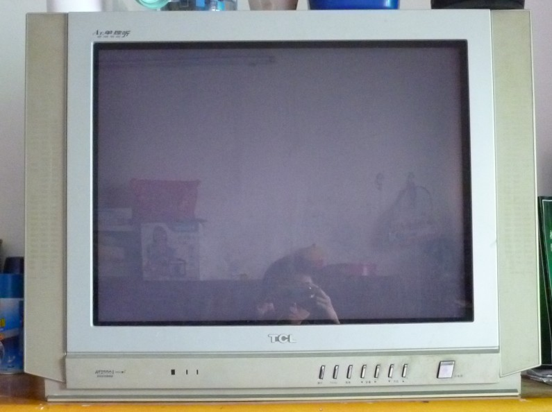 也卖我家的29寸:了8年的老牌电视机