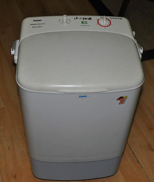 > 转让全新格兰仕烤箱--海尔单筒洗衣机
