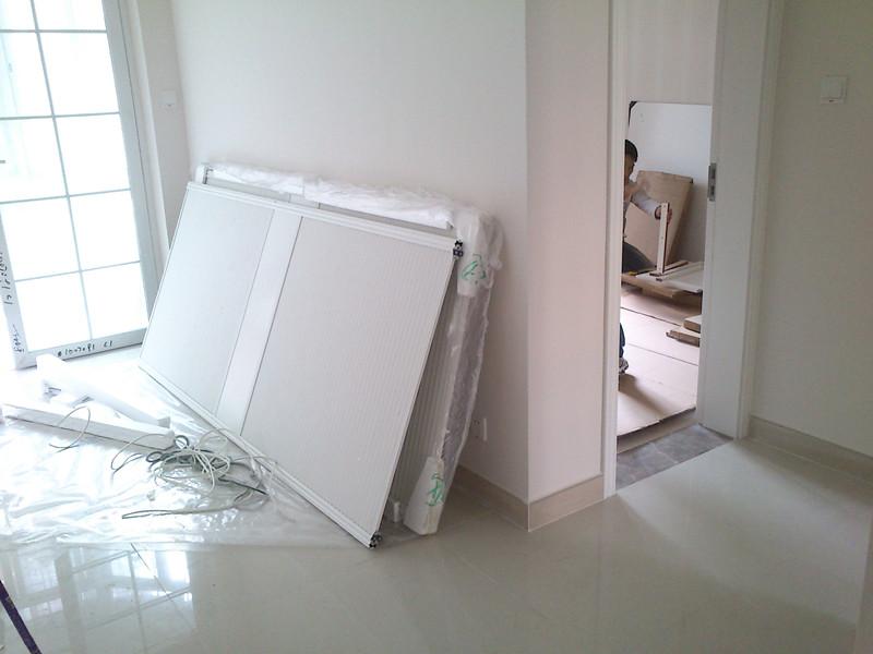 70平米老房子装修流水账 满意自装 高清图片