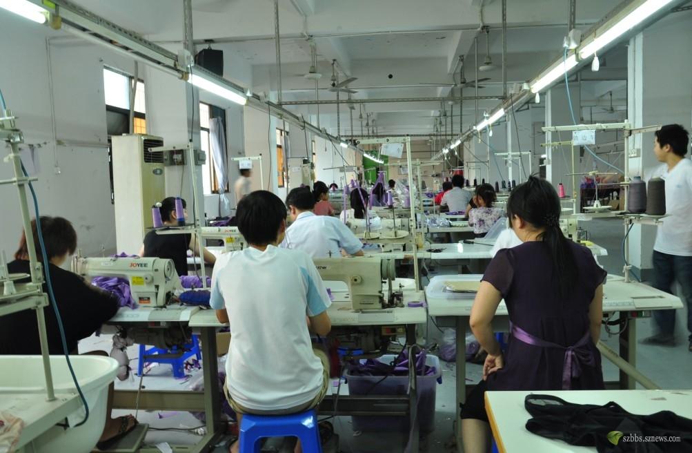 深圳儿童服装厂