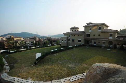 而搜罗2012年中国最贵别墅