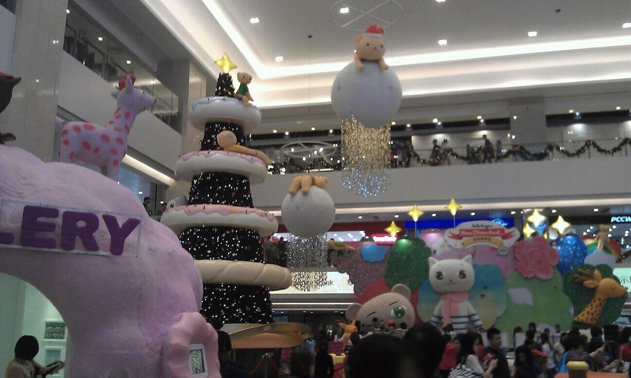 乐高积木圣诞节装饰