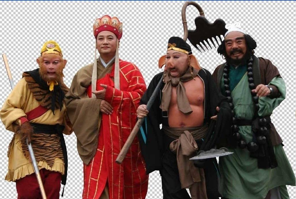 西游记师徒四人兄弟头像
