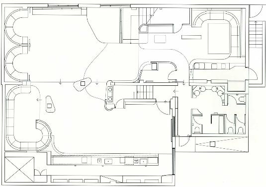 四房屋电路装修布线图