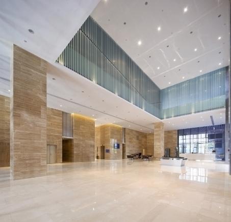 龙岗caz首度超甲级写字楼--正中·时代广场