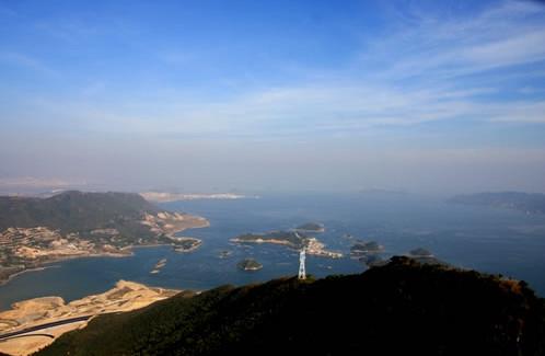 【七娘山郊野公园】 七娘山位于深圳市南澳街道,是大鹏半岛