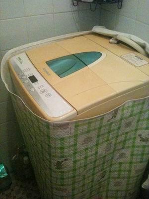 三洋自动洗衣机拆卸图解