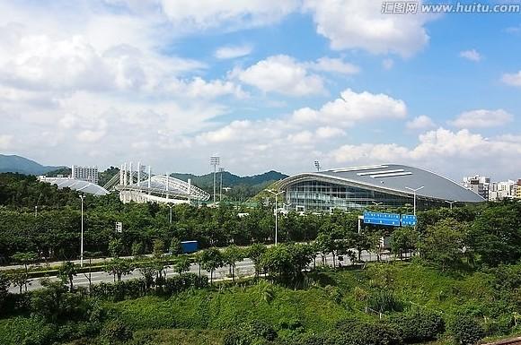 范园/深圳大学城图书馆