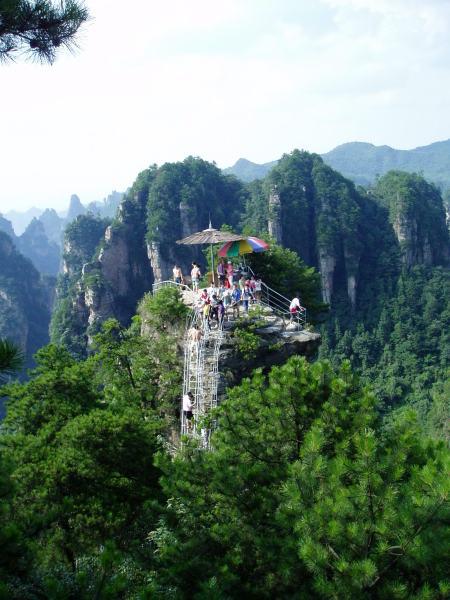 国庆节广州到张家界自助游自驾游凤凰古城自助游