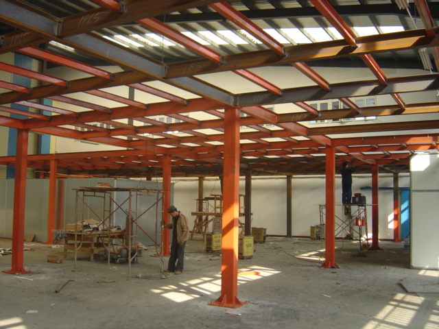 北京专业做钢结构夹层隔层室内二层阁楼搭建68606282