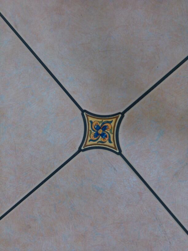 带角花地砖贴图素材
