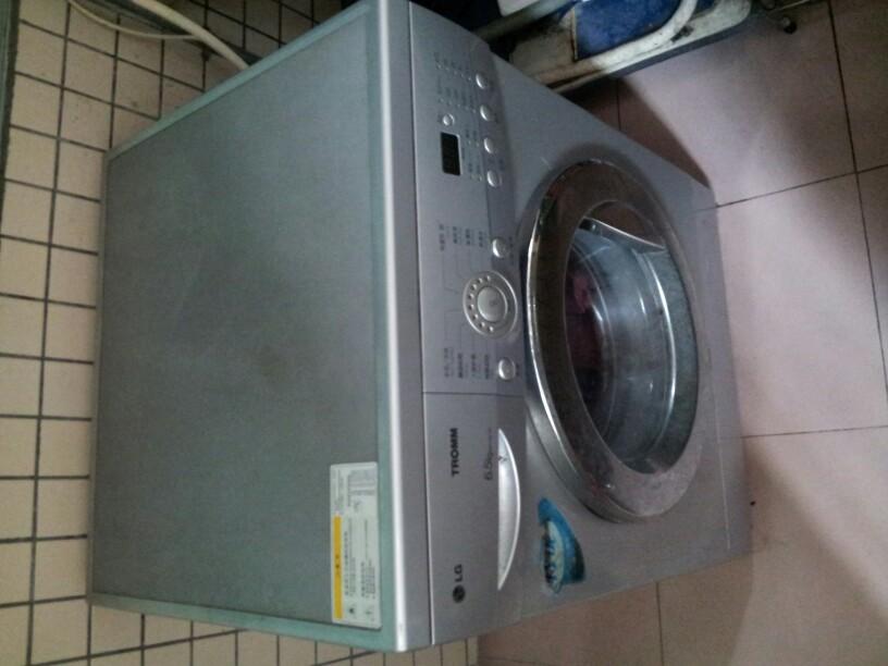 lg滚筒洗衣机转让